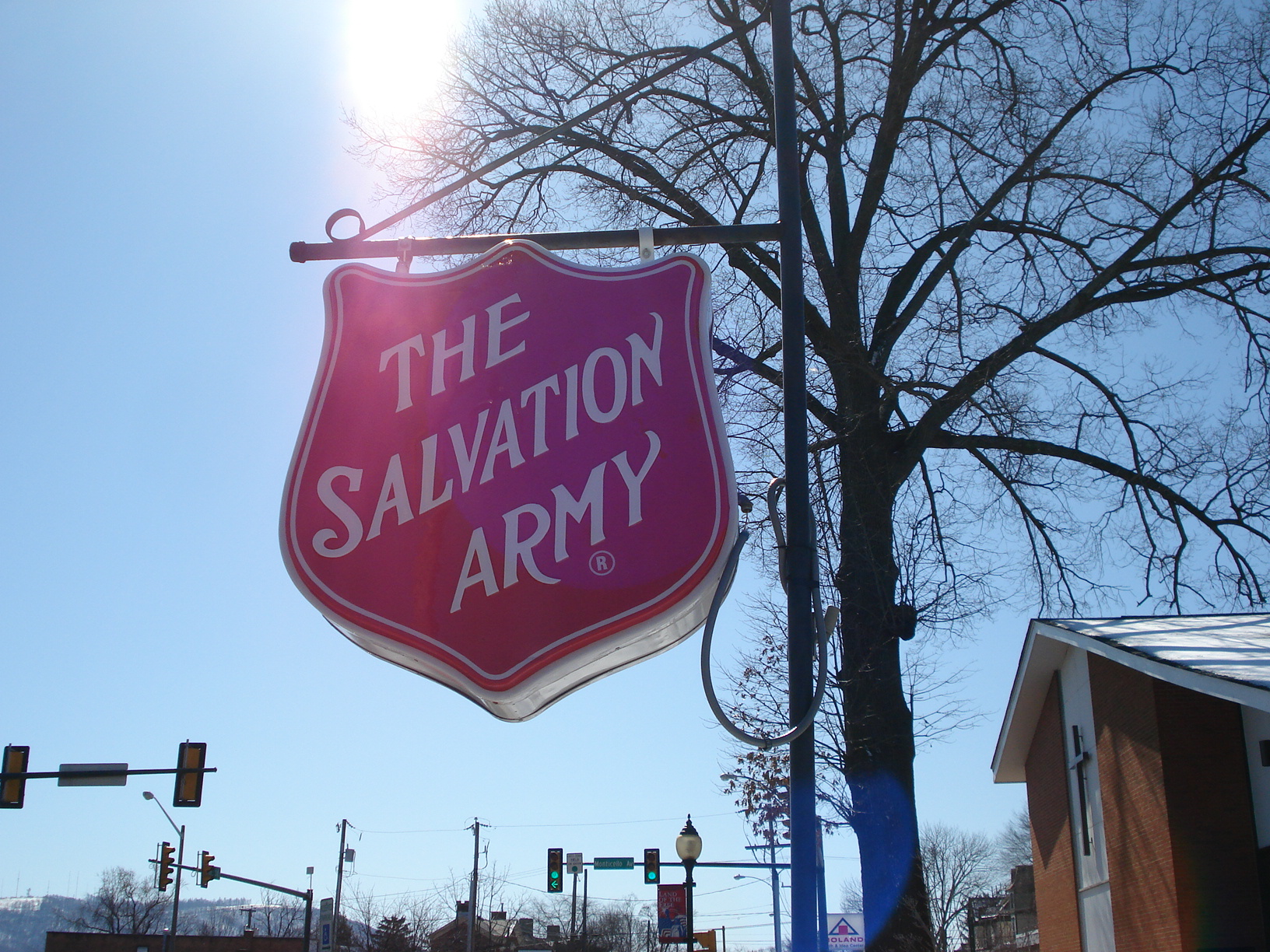 Salvation Army Soup Kitchen Charlottesville